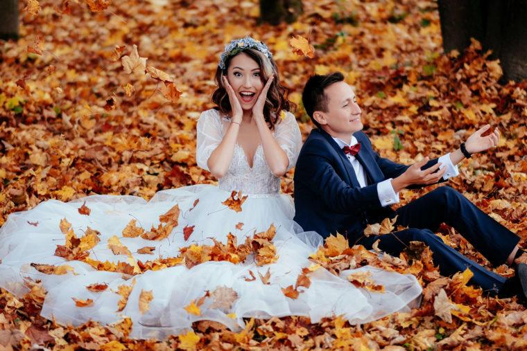 Foto nuntă trash the dress Gura Humorului, Bucovina
